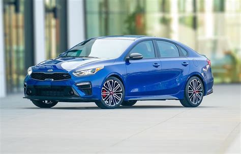 Kia Forte Gt 2020 by 2020 Kia Forte Gt Unveiled At Sema Gets Turbo Power
