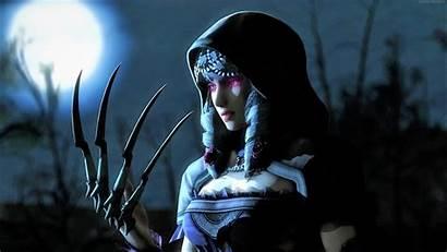 4k Dark Warrior Gaming Wallpapers Fantasy Pc