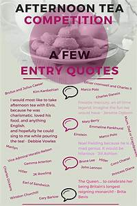 Quotes about Af... British Tea Quotes