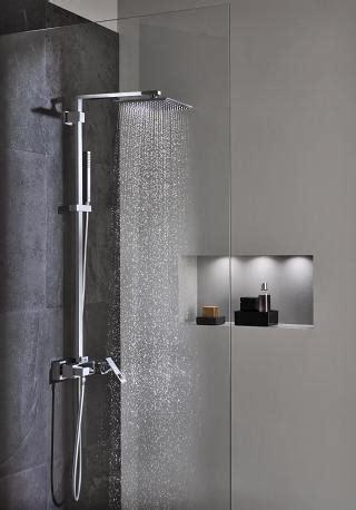 euphoria shower euphoria cube showers shower sets for your