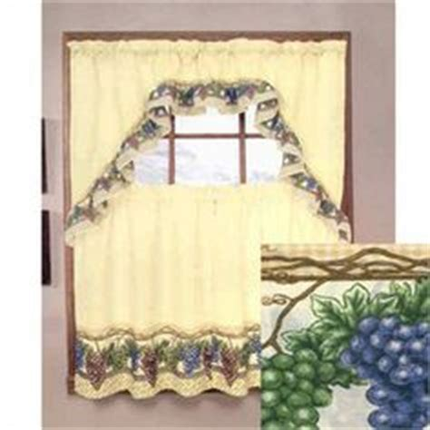 Grape Themed Kitchen Curtains by 1000 Images About Wine And Grape Themed Kitchen On