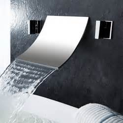 bathroom faucet ideas waterfall bathroom faucets with beautiful appearance