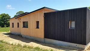 maison ossature bois avis trois maisons ossature bois With maison ossature bois avis