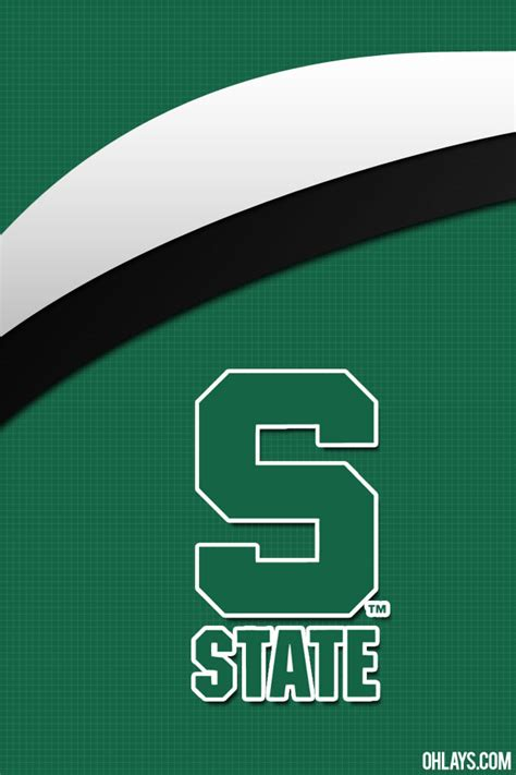 Michigan State iPhone Backgrounds - Brand Thunder