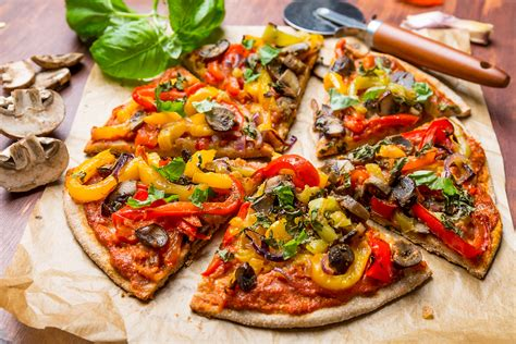vegetarian pizza veggie pizza health and wellness associates