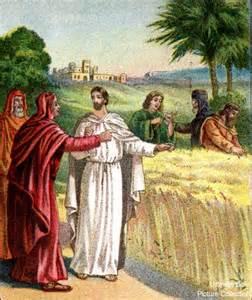 Jesus and Sabbath