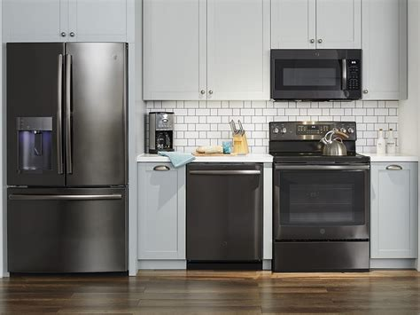 trend black stainless steel appliances  moms