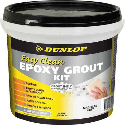 Dunlop 325kg Easy Clean Epoxy Grout Kit  Magellan Grey. Ideal Windows Reviews. Wall Color Ideas. Kitchen Tools. 4 Person Couch. Home Depot Bathroom Vanities 36 Inch. Grey Subway Tile Backsplash. Corner Buffet. Shower Floor Tile Options
