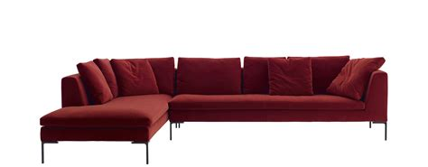 Sofa Charles B&b Italia  Design By Antonio Citterio