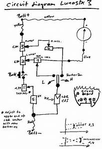 Gossen Lunasix 3 Circuit Diagram