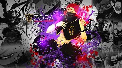 Zora Clover Wallpapers Blackclover Enjoy 4k Heres