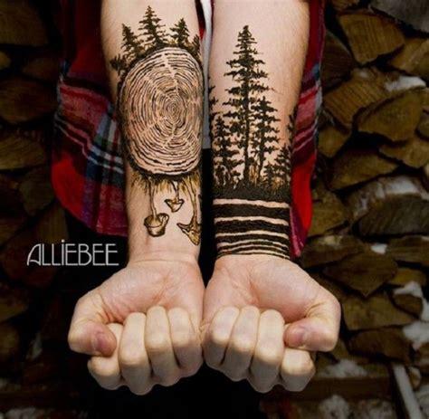 idees tattoo pour amoureux de la montagne beachbrother