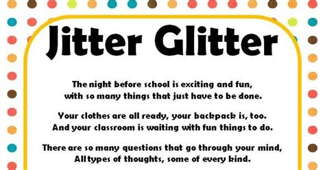 how to write a formal letter 17 best ideas about jitter glitter on 29845