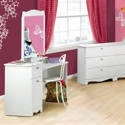 walmart white vanity table