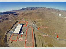 New aerial photos of Tesla Gigafactory 1 reveal upcoming