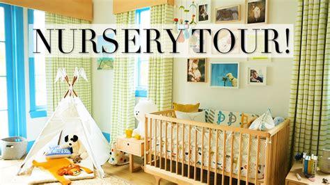 Nursery Tour Of Baby Grey's Room