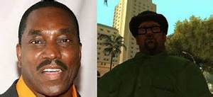 San Andreas main characters voice Actors - With pictures ...