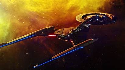 Discovery Trek Star Wallpapers Canon Prime Version