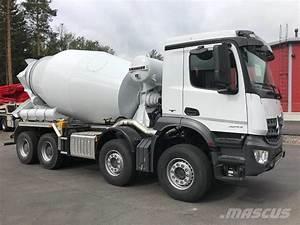 Mercedes Benz Arocs : used mercedes benz arocs 3243 concrete trucks year 2018 ~ Jslefanu.com Haus und Dekorationen