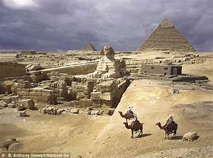 Full-size replica of Egypt's Great Sphinx of Giza appears ...