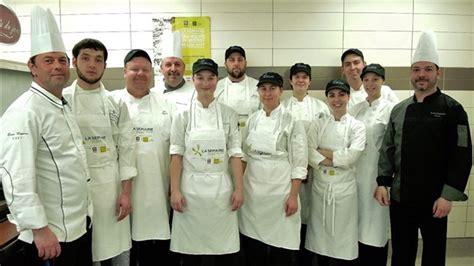 dep en cuisine une école de cuisine de la beauce s 39 implique dans la