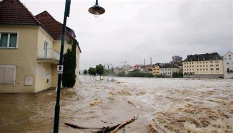 Inundaciones En Europa Central