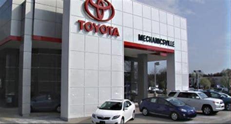 Toyota Mechanicsville mechanicsville toyota mechanicsville va 23111 car