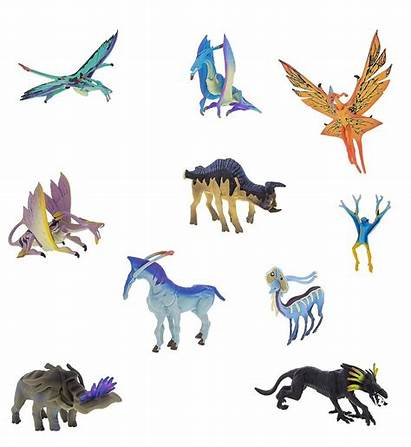 Pandora Avatar Creatures Disney Figures Parks Collectible