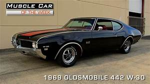 Muscle Car Of The Week Video  98  1969 Oldsmobile 442 W
