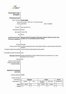 resume format model cvs With cv model