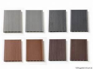 Wpc Platten Günstig : wpc terrassen diele dielen deck platten holz terrassendielen terrassendiele grau ebay ~ Orissabook.com Haus und Dekorationen