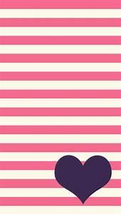 Black Cute Wallpaper For Phone Pink White Classic Motive ...