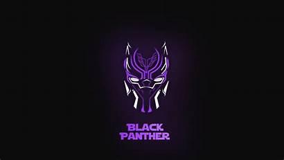 Panther Neon 4k Wallpapers 5k Dark Artwork