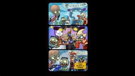 heroes pvz cutscenes zombies