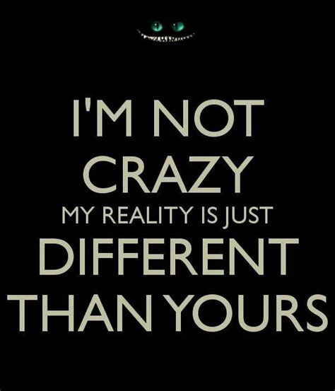 Am Not Insane Quotes