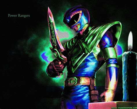 Green Power Ranger Wallpaper Wallpapersafari