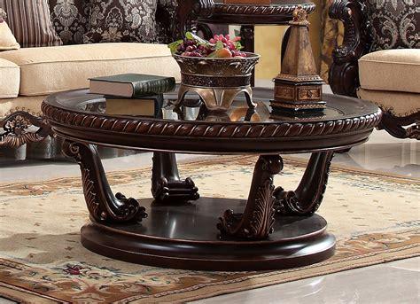 homey design hd 213 coffee table