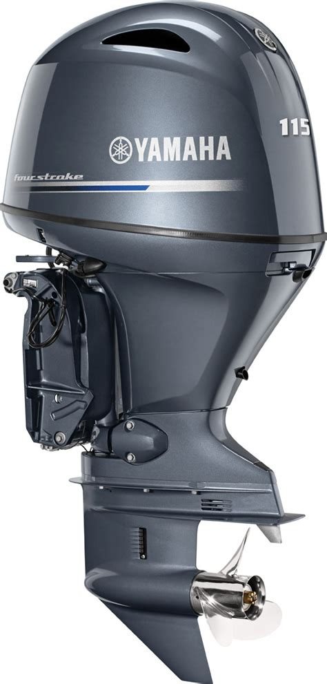 Yamaha Boat Motor Props by The Outboard Expert Yamaha Reveals Second Generation F115