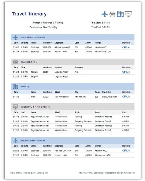 google docs itinerary travel itinerary template docs printable receipt template