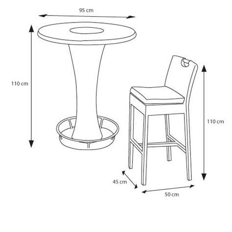 dimension table cuisine table haute cuisine dimension idée de modèle de cuisine