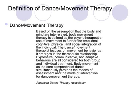 dance movement therapy  clients  eating disorders