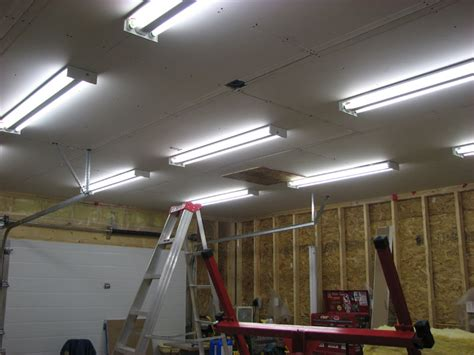 best lights for garage ceiling transform your garage into the workshop you always wanted