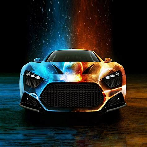 Neon Car Wallpaper