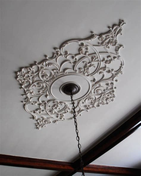 Two Ceiling Medallions Cheap by Custom Ceiling Medallions And More Traditional