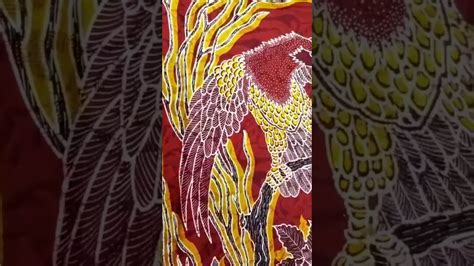 Dijual baju batik semi sutra. Batik tulis sutra batiksongket batikandrew - YouTube