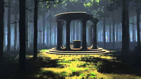 The Legend Of Zelda Ocarina Of Time Forest Temple