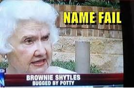 Damn Funny Pics  35 Funniest Names Ever  Funny Names