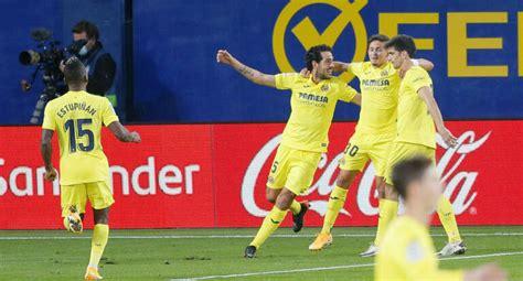 #VillarrealCF | Gerard Moreno iguala un partido competido ...