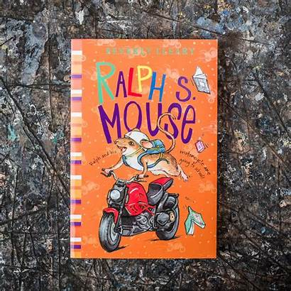 Ralph Mouse Motorcycle Books Moto Magazines