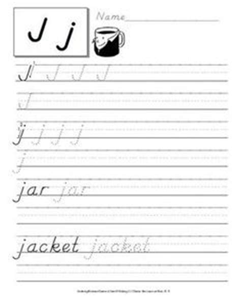 dnealian handwriting practice images